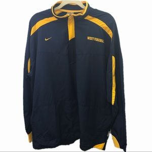 Nike West Virginia Team Pullover Men's Size XL